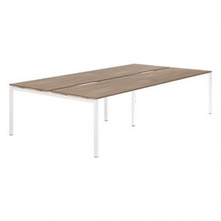 Bench Desk - 4 Person