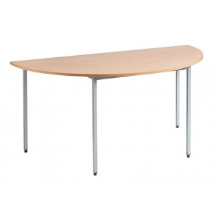 Modular Semi Circular Table