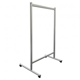 Mobile Partition Wall Protection Screen