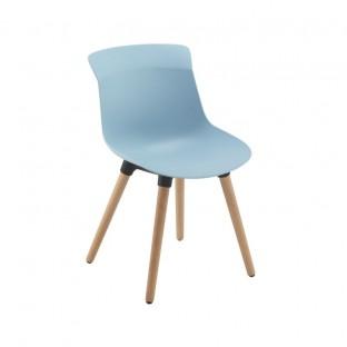 Chester Wood Leg Chair