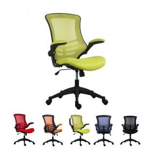 Marlos Coloured Mesh Back Task Chair