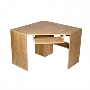Oakwood Corner Desk