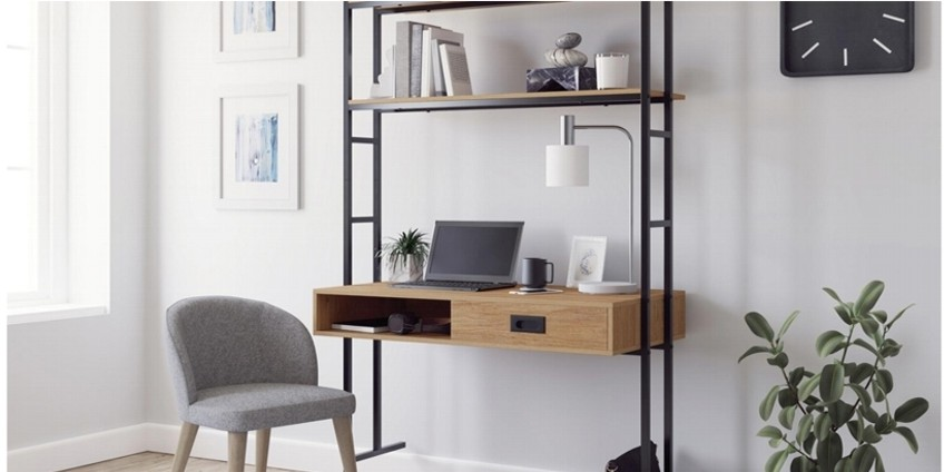 How to create a multifunctional workspace in your home