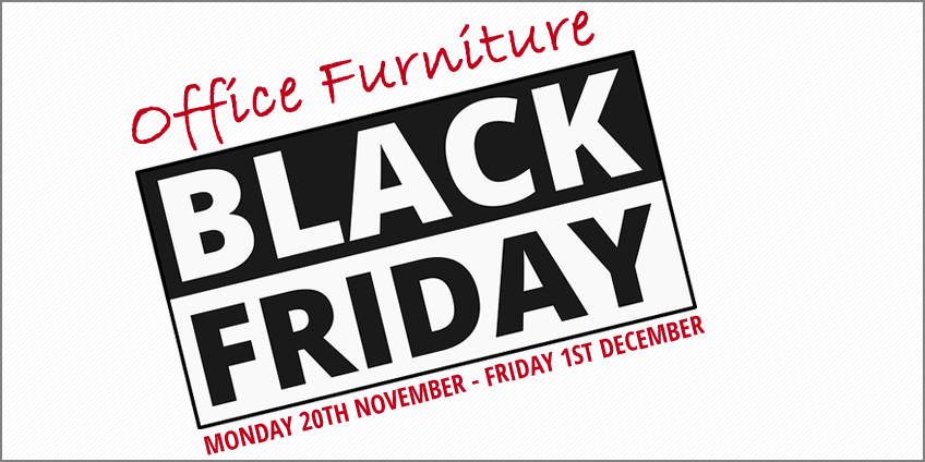 Black Friday Office Furniture