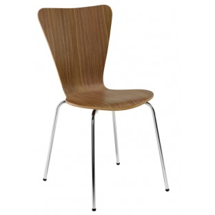 Picasso Wood Shell Chair
