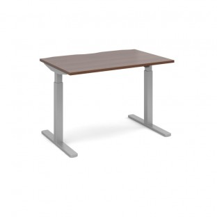 Elev8 Mono electric straight sit-stand desk