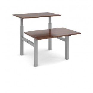 Elev8 Mono electric sit-stand back-to-back desks