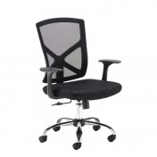 Hale Mesh Back Operator Chair