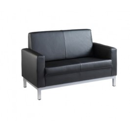 Helsinki Leather 2 Seater Sofa