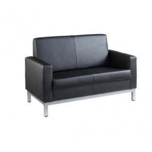 Helsinki Leather 2 Seater Sofa