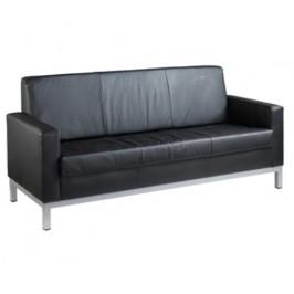 Helsinki Leather 3 Seater Sofa