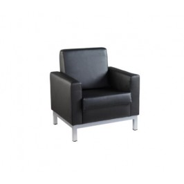 Helsinki Leather Reception Chair