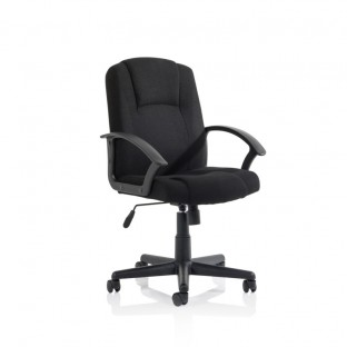 Bella Executive Fabric Office Chair
