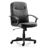 Harley Leather Office Chair