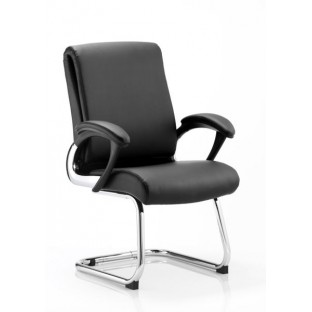 Romeo Leather Cantilever Office Chair