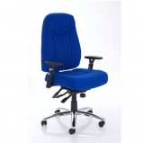 Barcelona  Plus Fabric Office Chair
