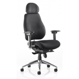 Chiro Plus Office Chair with headrest