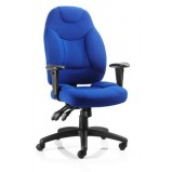 Galaxy Fabric Office Chair