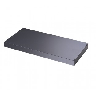 Steel Tambour Plain Shelf