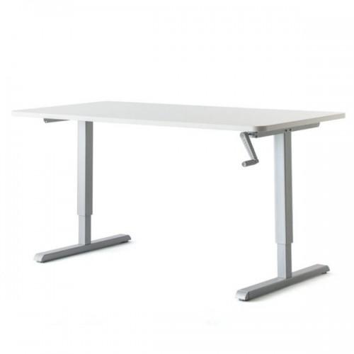 Crank Height Adjustable Desk, Standing Desk Crank