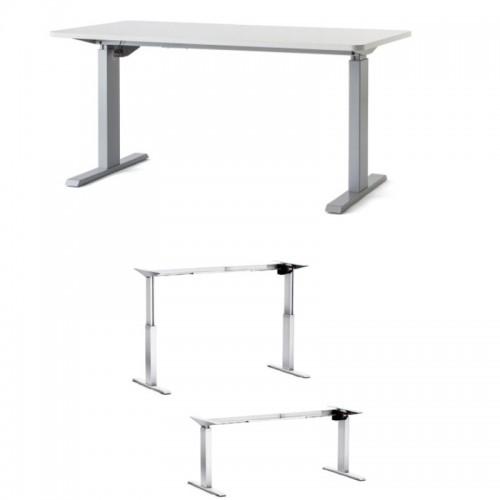 Cheap Electric Height Adjustable Desk Office Desks Uk