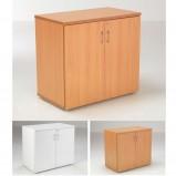 Lite Desk High Cupboard