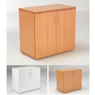 Lite Desk High Cupboard