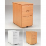 Lite Desk Height Pedestal