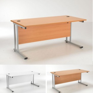 Lite Rectangular Desk