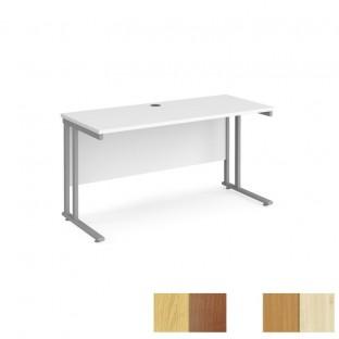 Maestro Shallow Rectangular Desks