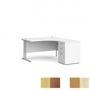 Maestro Ergonomic Desk Bundle