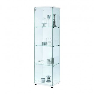 Compact Economy Glass Display Case
