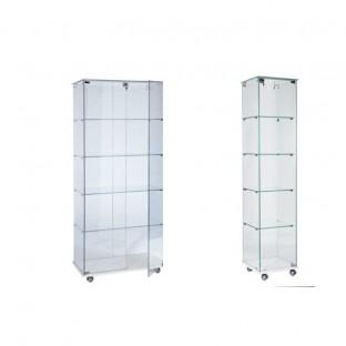 Economy Glass Display Case