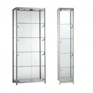Panoramic Glass Display Case