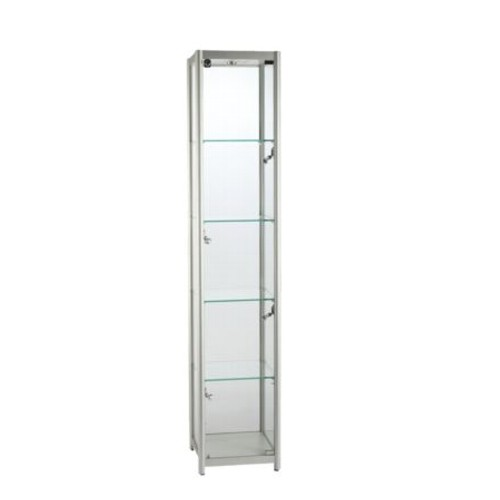 Beau ... Panoramic Glass Display Case ...