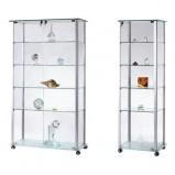 Profilo Glass Display Case