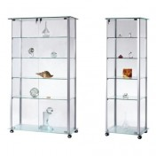 Profilo Glass Display Case