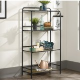 Boulevard Cafe Rectangular Bookcase / Display Unit