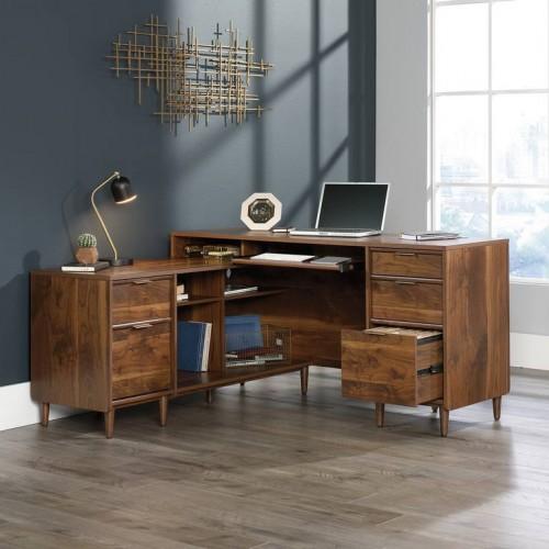Home Office Furniture Uk Desk Set 18: Clifton Place L-Shaped Desk