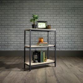 Industrial Style 2 Shelf Bookcase