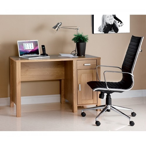 Amazon oak workstation cheap home office workstations for Cheap home furniture uk