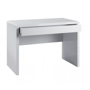 Luxor Gloss White Workstation