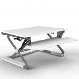 X-desk Adjustable sit/stand units